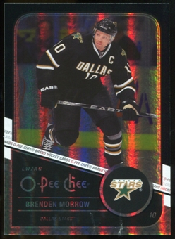 2011/12 Upper Deck O-Pee-Chee Black Rainbow #310 Brenden Morrow /100