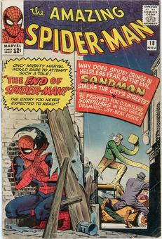 Amazing Spider-Man #18 GD+
