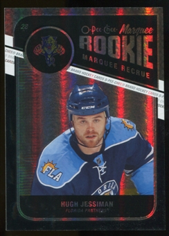 2011/12 Upper Deck O-Pee-Chee Black Rainbow #583 Hugh Jessiman /100