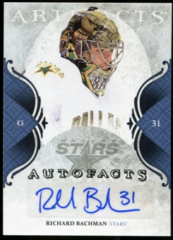 2011/12 Upper Deck Artifacts Autofacts #ARB Richard Bachman F Autograph