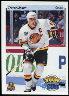 2014/15 Upper Deck 25th Anniversary Retro Young Guns #UD25-TL Trevor Linden Toronto Fall Expo