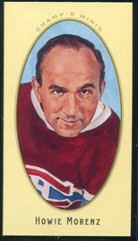 2011/12 Upper Deck Parkhurst Champions Champ's Mini Parkhurst Backs #14 Howie Morenz