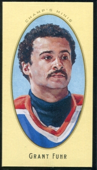 2011/12 Upper Deck Parkhurst Champions Champ's Mini Parkhurst Backs #45 Grant Fuhr