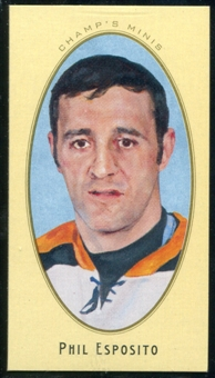 2011/12 Upper Deck Parkhurst Champions Champ's Mini Parkhurst Backs #51 Phil Esposito SP