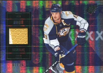 2009/10 Upper Deck SPx Spectrum #96 Jason Arnott Jersey 7/25