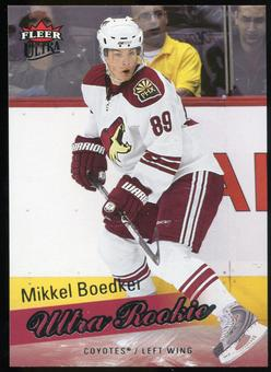 2008/09 Upper Deck Fleer Ultra #262 Mikkel Boedker RC