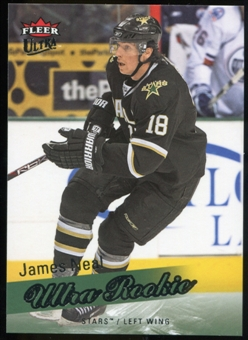 2008/09 Upper Deck Fleer Ultra #264 James Neal RC