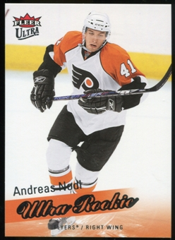 2008/09 Upper Deck Fleer Ultra #269 Andreas Nodl RC