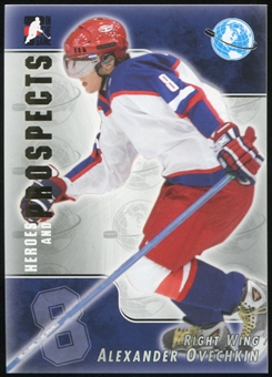 2004/05 ITG Heroes and Prospects #202 Alexander Ovechkin