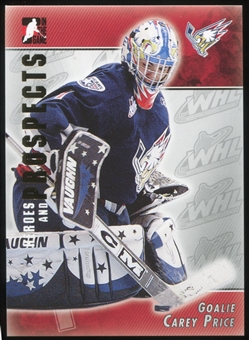 2004/05 ITG Heroes and Prospects #226 Carey Price