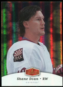 2006/07 Upper Deck Flair Showcase #255 Shane Doan SP