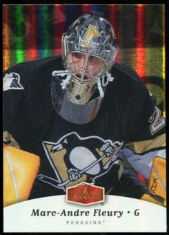 2006/07 Upper Deck Flair Showcase #258 Marc-Andre Fleury SP