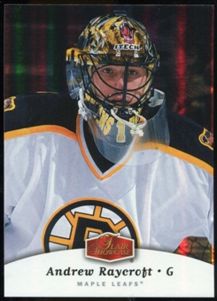2006/07 Upper Deck Flair Showcase #265 Andrew Raycroft SP