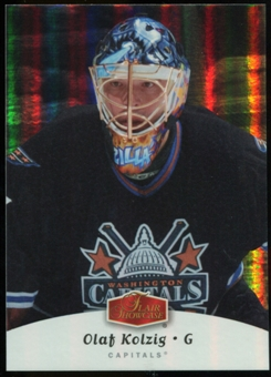 2006/07 Upper Deck Flair Showcase #270 Olaf Kolzig SP