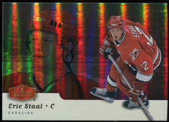 2006/07 Upper Deck Flair Showcase #276 Eric Staal SP