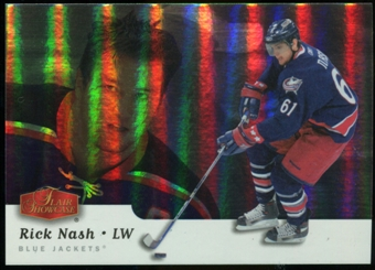 2006/07 Upper Deck Flair Showcase #278 Rick Nash SP