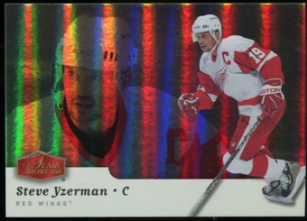 2006/07 Upper Deck Flair Showcase #280 Steve Yzerman SP