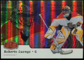 2006/07 Upper Deck Flair Showcase #283 Roberto Luongo SP
