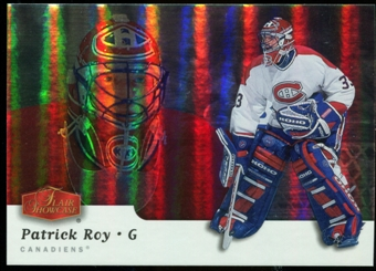 2006/07 Upper Deck Flair Showcase #285 Patrick Roy SP