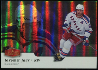 2006/07 Upper Deck Flair Showcase #288 Jaromir Jagr SP