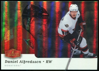 2006/07 Upper Deck Flair Showcase #289 Daniel Alfredsson SP