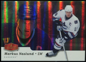 2006/07 Upper Deck Flair Showcase #299 Markus Naslund SP