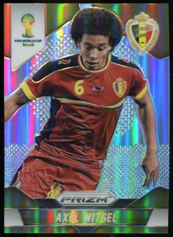 2014 Panini Prizm World Cup Prizms #20 Axel Witsel