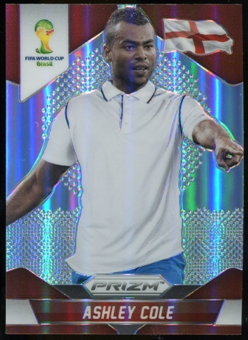 2014 Panini Prizm World Cup Prizms #135 Ashley Cole