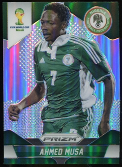2014 Panini Prizm World Cup Prizms #154 Ahmed Musa