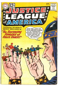 Justice League of America #10 VG-