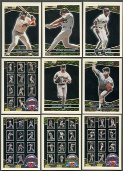 1993 Topps Baseball Black Gold 44-Card Complete Set