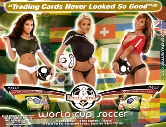 BenchWarmer World Cup Soccer Hobby 12-Box Case (2006)