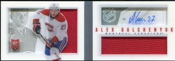 2013-14 Panini Playbook #132 Alex Galchenyuk Jersey Autograph Serial #47/199