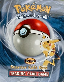 WOTC Pokemon Deluxe Gift Box (1999)