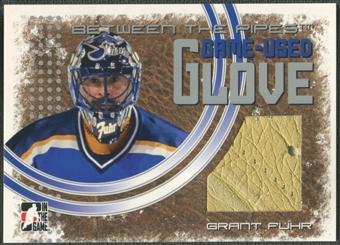 2006/07 Between The Pipes #GG05 Grant Fuhr Game-Used Glove /50