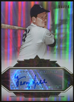 2014 Topps Tribute Tribute to the Stars Autographs #TSAGK1 George Kell 6/24