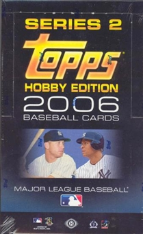 2006 Topps Series 2 Baseball Hobby Box