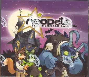 WOTC NeoPets The Haunted Woods Booster Box