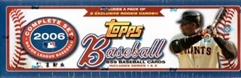 2006 Topps Factory Set Baseball Hobby (Box)