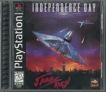 Independence Day Hobby Box (1996 Topps)
