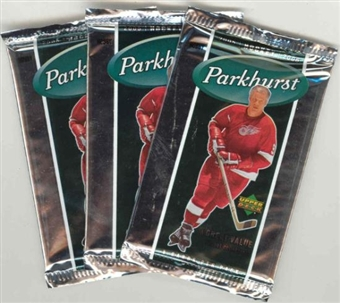 2005/06 Upper Deck Parkhurst Hockey Hobby Pack