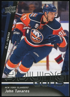 2009/10 Upper Deck #201 John Tavares Young Gun Rookie RC