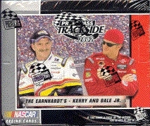 2002 Press Pass Trackside Racing Hobby Box