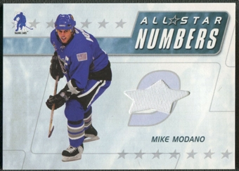 2003/04 BAP Memorabilia #ASN1 Mike Modano All-Star Numbers Jersey /20