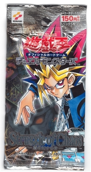Konami Yu-Gi-Oh Struggle of Chaos JAPANESE Pack