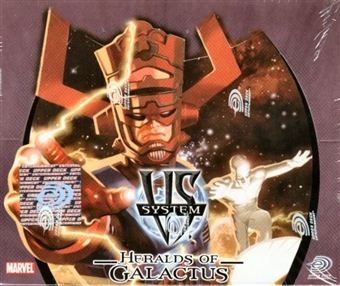 Vs System Marvel Heralds of Galactus Booster Box