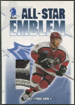 2003/04 BAP Memorabilia #ASE15 Pavel Bure All-Star Emblem /10