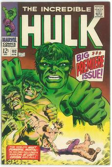 Incredible Hulk #102 FN