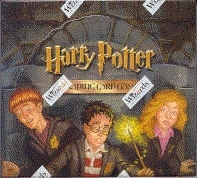 WOTC Harry Potter Adventures at Hogwarts Booster Box