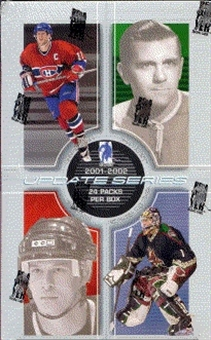2001/02 Be A Player Update Series Hockey Hobby Box